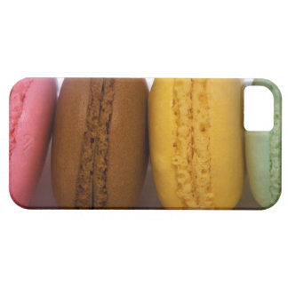 Imported gourmet French macarons (macaroons) iPhone 5 Covers