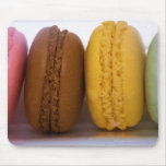Imported gourmet French macarons (macaroons) Mouse Mats