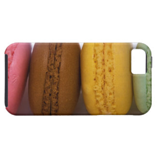 Imported gourmet French macarons (macaroons) Tough iPhone 5 Case
