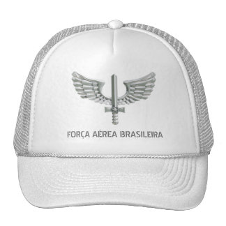 Imported Trucker cap Brazilian Air Force BAF
