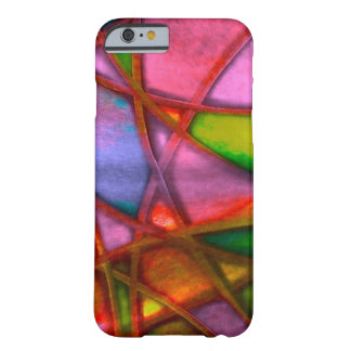 imposing abstract barely there iPhone 6 case