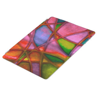 imposing abstract iPad cover