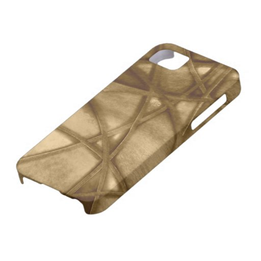 imposing abstract sepia iPhone 5/5S case