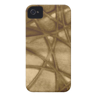 imposing abstract sepia iPhone 4 Case-Mate cases