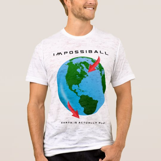 IMPOSSIBALL - Earth is Actually Flat (FE Designs)