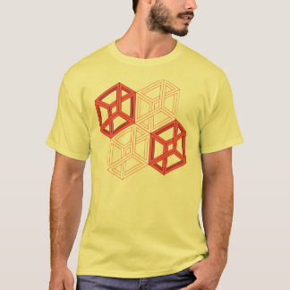 Impossible Cuboids T-Shirt