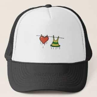 Impossible Love - Drying Love Trucker Hat