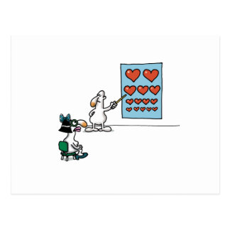 Impossible Love - Lovesight Postcard