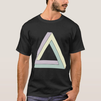 Impossible Penrose Triangle T-Shirt