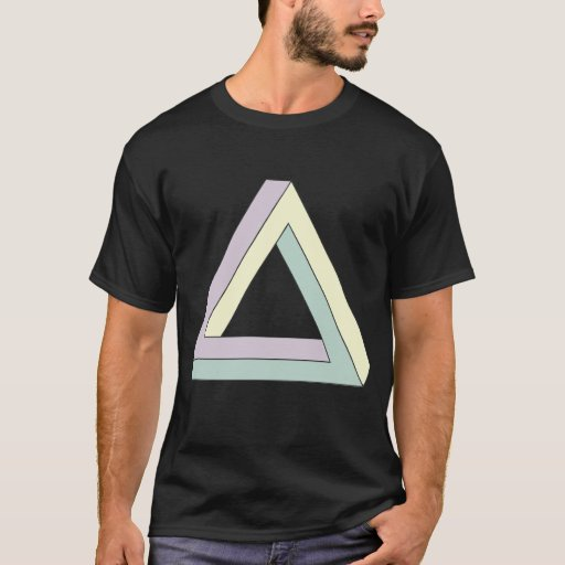 Image of Impossible Penrose Triangle T-shirt