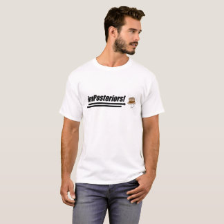 Imposteriors men's t-shirt - hat logo