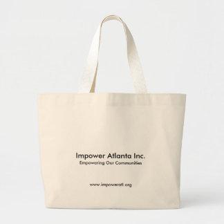 Impower Atlanta Inc., www.impoweratl.org, Empow... Tote Bags
