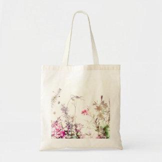 Impression of Australian Wildflowers  Bag