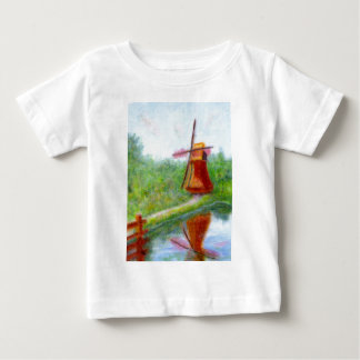 Impression Windmill, Baby's Shirt