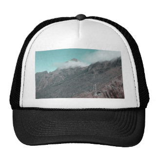 Impression with Fog Madeira Mesh Hats