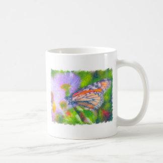 Impressionist Butterfly 2 Coffee Mug