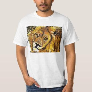 Impressionist Lion tee