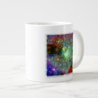 Impressionist Orion Nebula Jumbo Mug