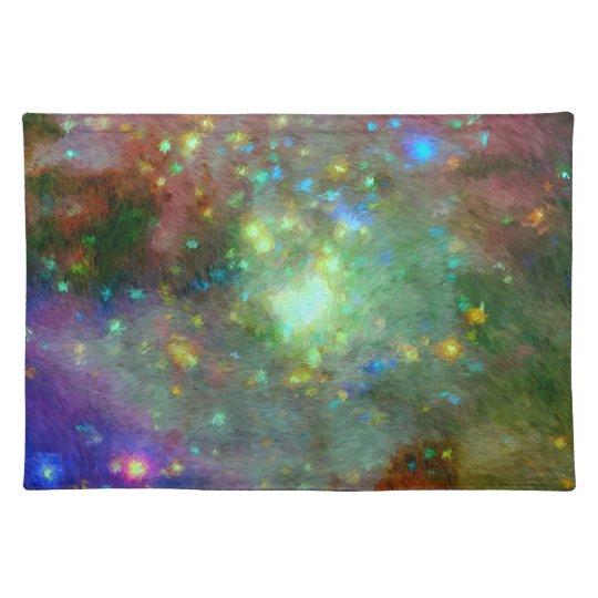 Impressionist Orion Nebula Place Mats