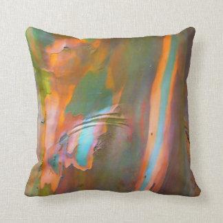 Impressionist-style Eucalyptus Bark Pillows