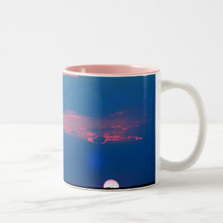 Impressionist Sunset Ceramic Mug
