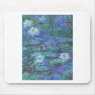 Impressionist Texture Mouse Pad