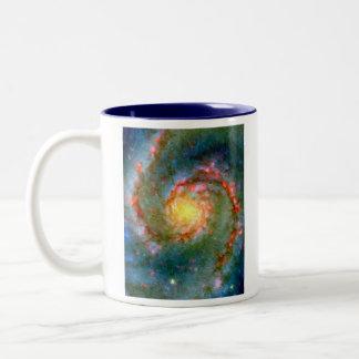 Impressionist Whirlpool Galaxy Mug