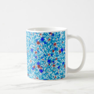 Impressionist Wildflower Field Mug