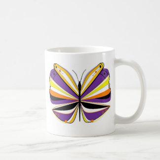 Impressionistic Butterfly Mug