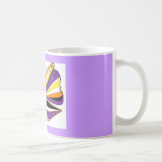 Impressionistic Butterfly Mugs