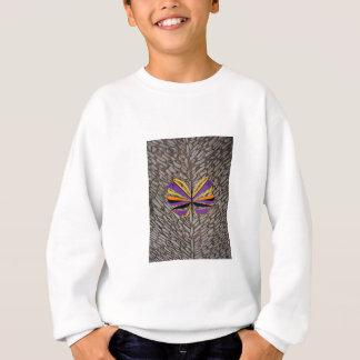 Impressionistic Butterfly Sweatshirt