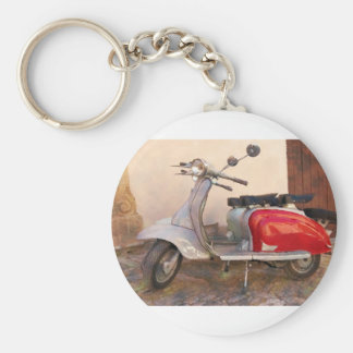 Impressitaly Lambretta Scooter Key Ring