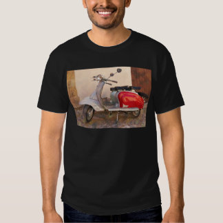 Impressitaly Lambretta Scooter Tshirt