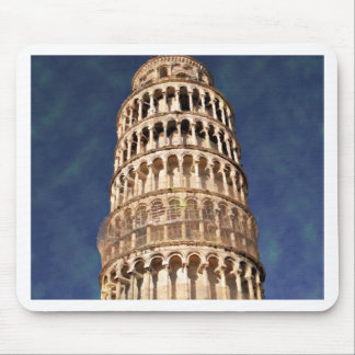 Impressitaly Pisa Tower Mouse Pad