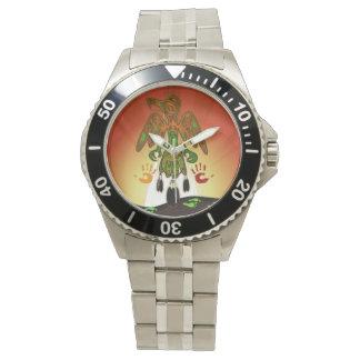 Imprint Native American Inspired Wristwatch