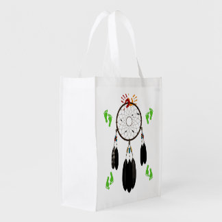 Imprint Native American Inspired Grocery Bag