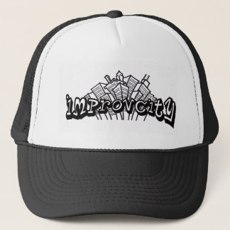 ImprovCity Logo Hat