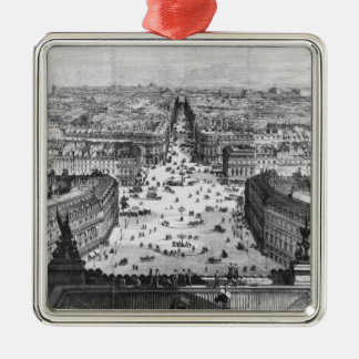 Improvements to Paris Christmas Ornament