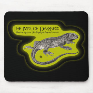 Imps of Darkness (on Dark) Mouse Pad