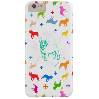 Impudent Frenchie sample Barely There iPhone 6 Plus Case