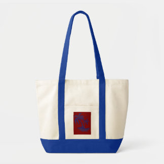 Impulse Tote Bag With Palm Trees
