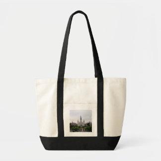 Impulse Tote Jackson Square, New Orleans Impulse Tote Bag