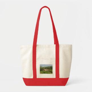 Impulses carrying bag red Hermannspiegel
