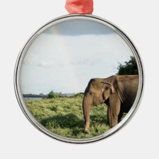 IMSri Lankan Elephant Christmas Ornament