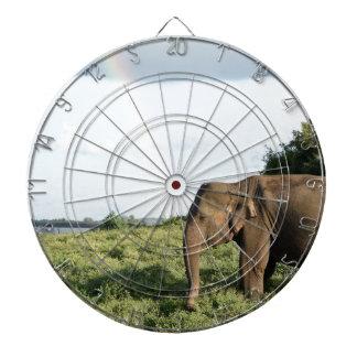 IMSri Lankan Elephant Dartboard