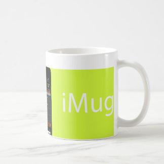 iMug AllLime Basic White Mug