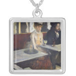 In a Cafe, or The Absinthe, c.1875-76 Pendants