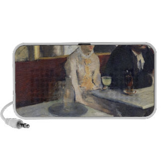 In a Cafe, or The Absinthe, c.1875-76 Mp3 Speakers