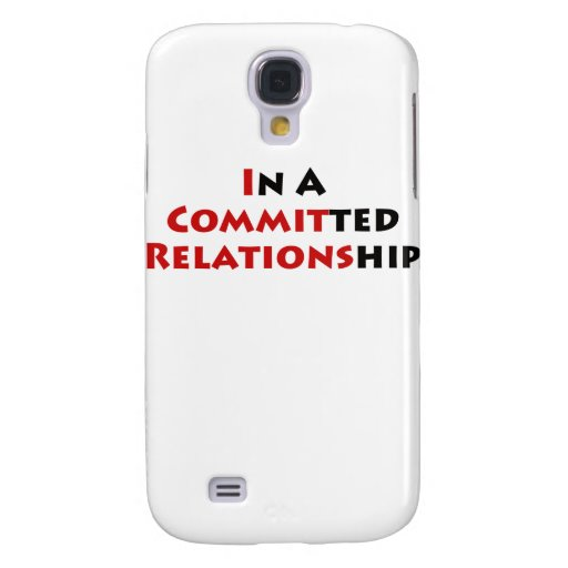 In A Committed Relationship? Galaxy S4 Covers