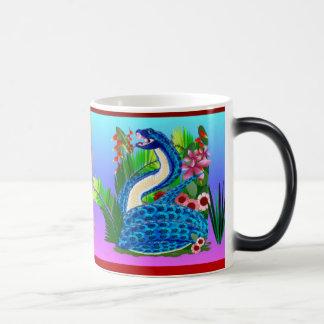 In A Deep Jungle-Snakes Magic Mug